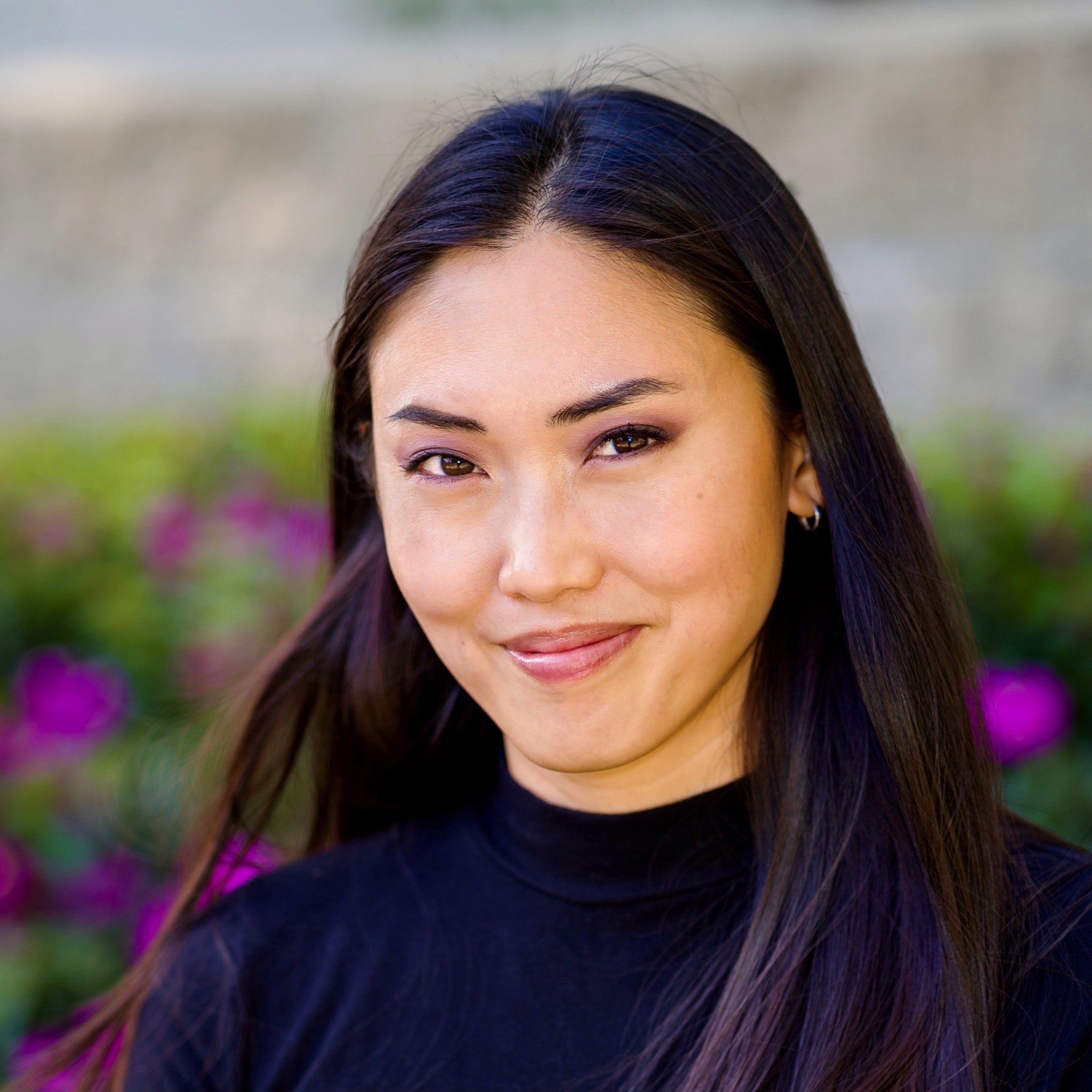 photo of Connie Wang
