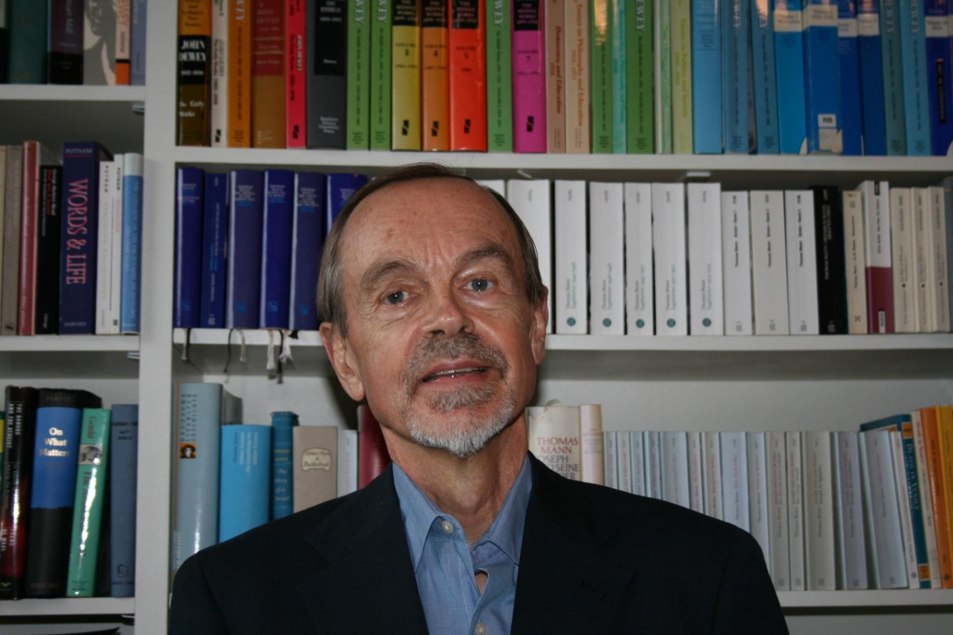 photo of Philip Kitcher