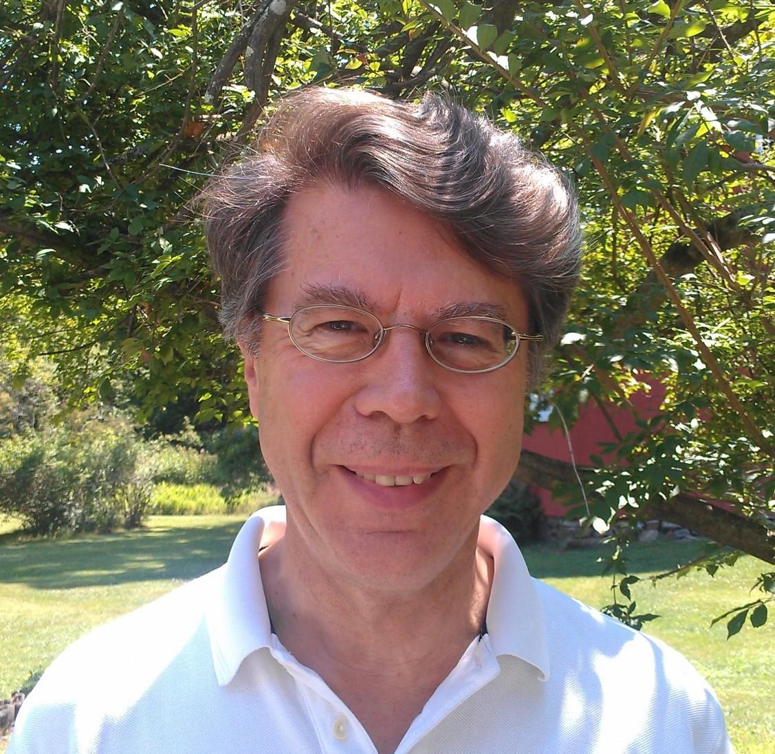 photo of Christopher A.B. Peacocke